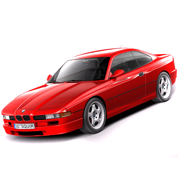 BMW 8 Series (E31) Manual 1989-1999