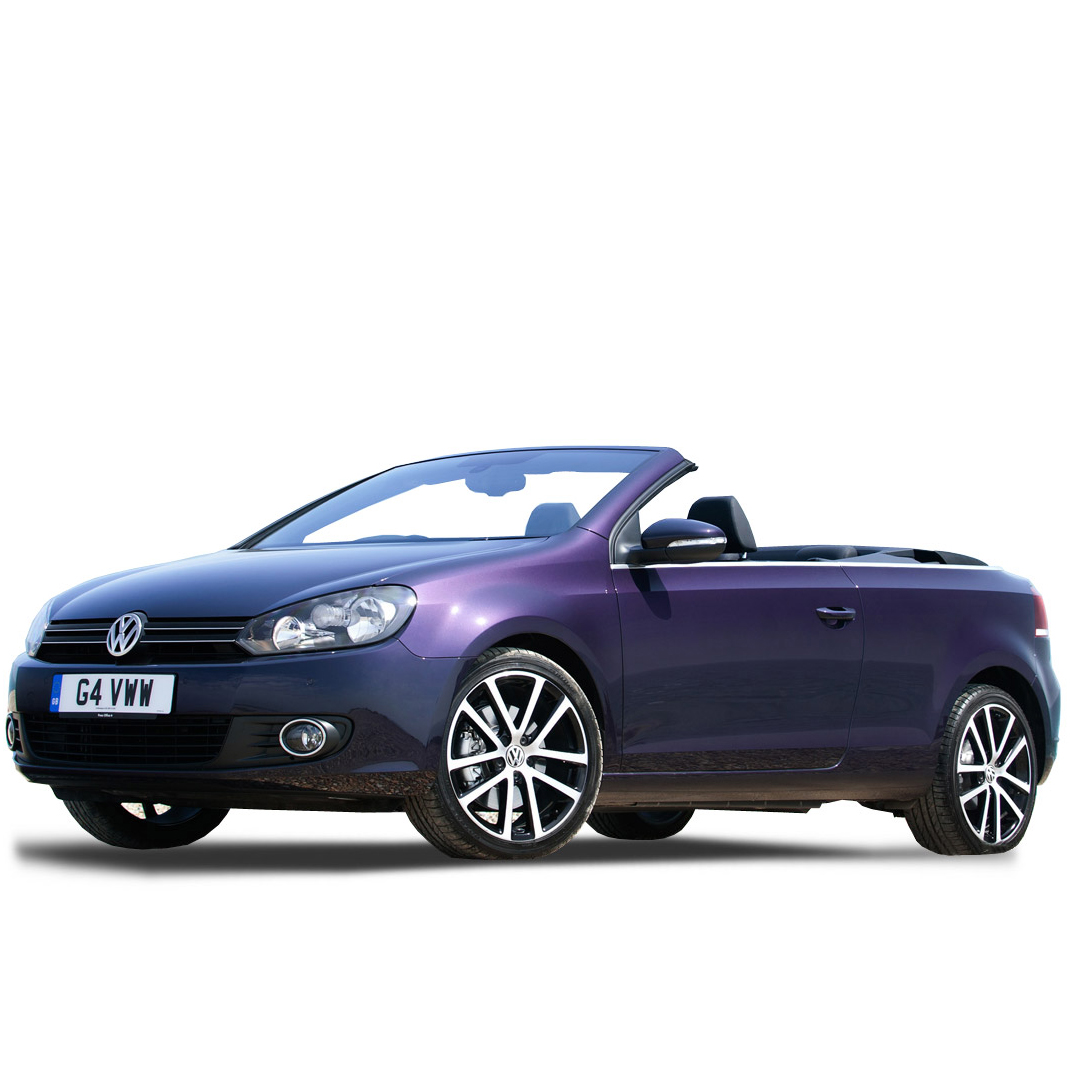 VW Golf MK6 Convertible 2010 - 2012