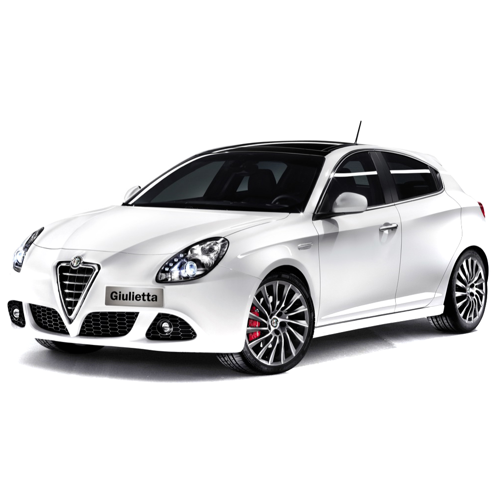 Alfa Romeo Giulietta Manual 2010-2013