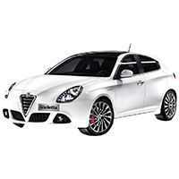 Alfa Romeo Giulietta Car Mats (All Models)