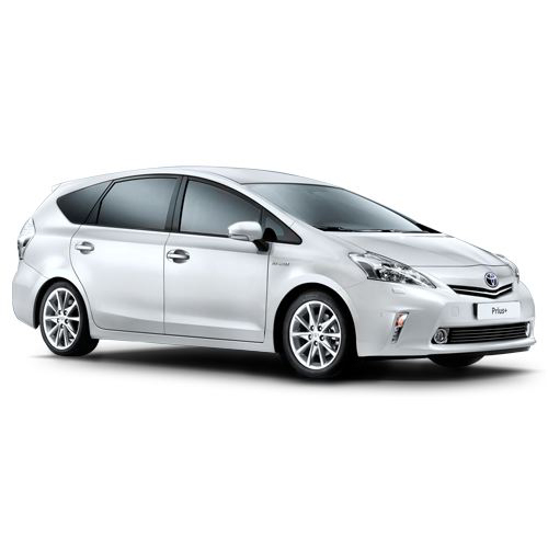 Toyota Prius+ (7 seater) 2012 Onwards