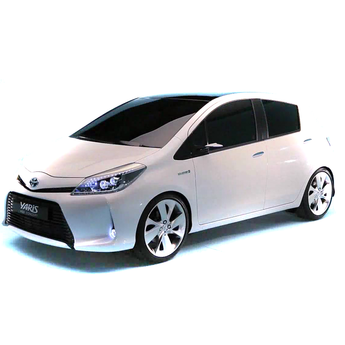 Toyota Yaris Hybrid 2011 Onwards
