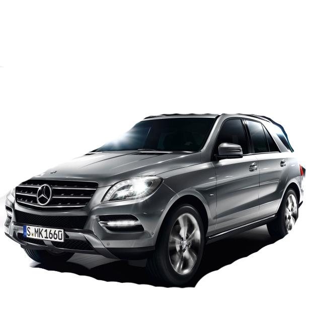 Mercedes ML Car Mats