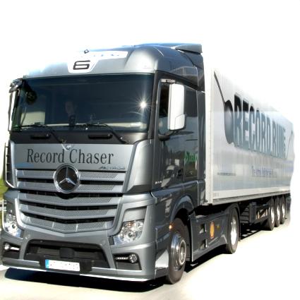 Mercedes Actros Car Mats