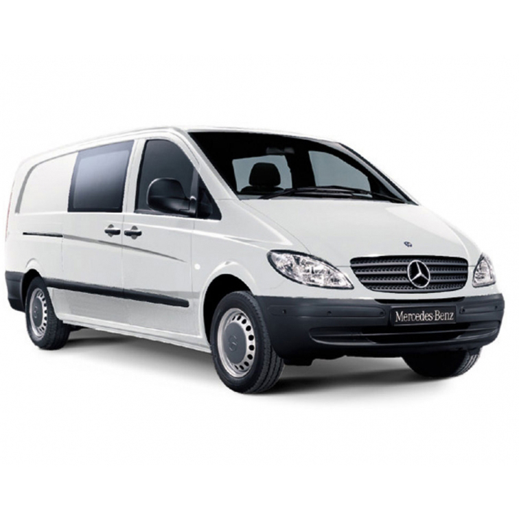 Mercedes Vito Car Mats