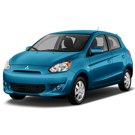 Mitsubishi Mirage 2013 Onwards