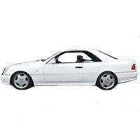 Mercedes CL Class (1992-2000) Car Mats