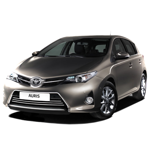 Toyota Auris Car Mats