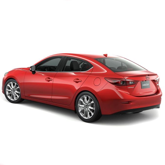 Mazda 3 (3rd Gen) 2013 - 2019