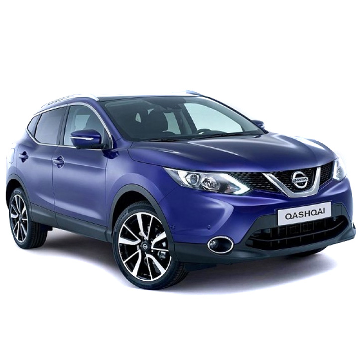 Nissan Qashqai 2014 Onwards Car Mats