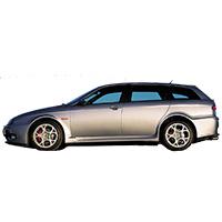 Alfa Romeo 156 Boot Liner (2000 Onwards)