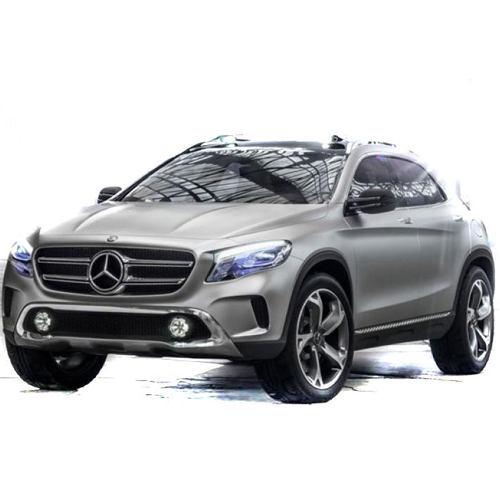 Mercedes GLA 2014 Onwards