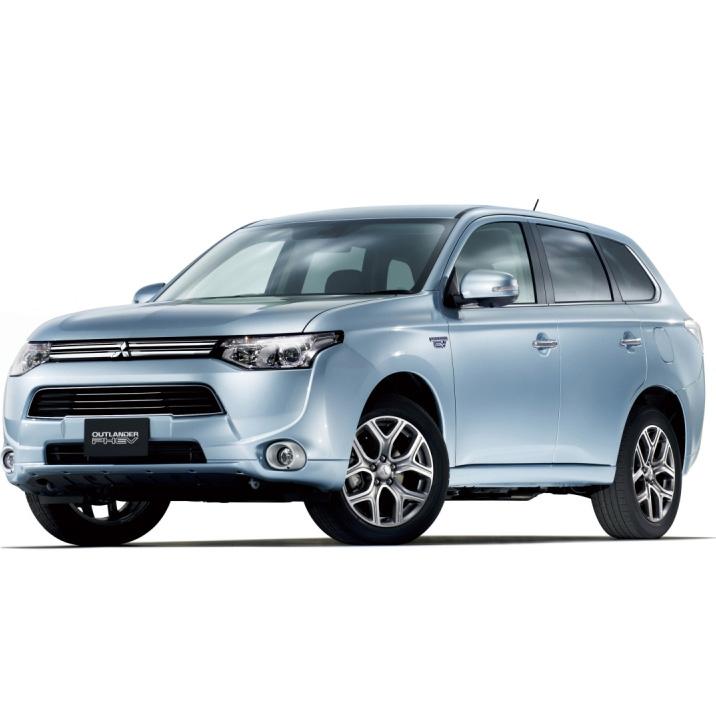 Mitsubishi Outlander Phev Hybrid 2014 Onwards