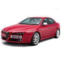 Alfa Romeo 159 SW Boot Liner (2006-2011)
