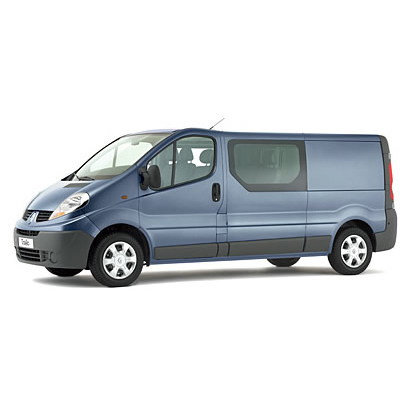 Renault Trafic SL27 mpv 2001-Onwards