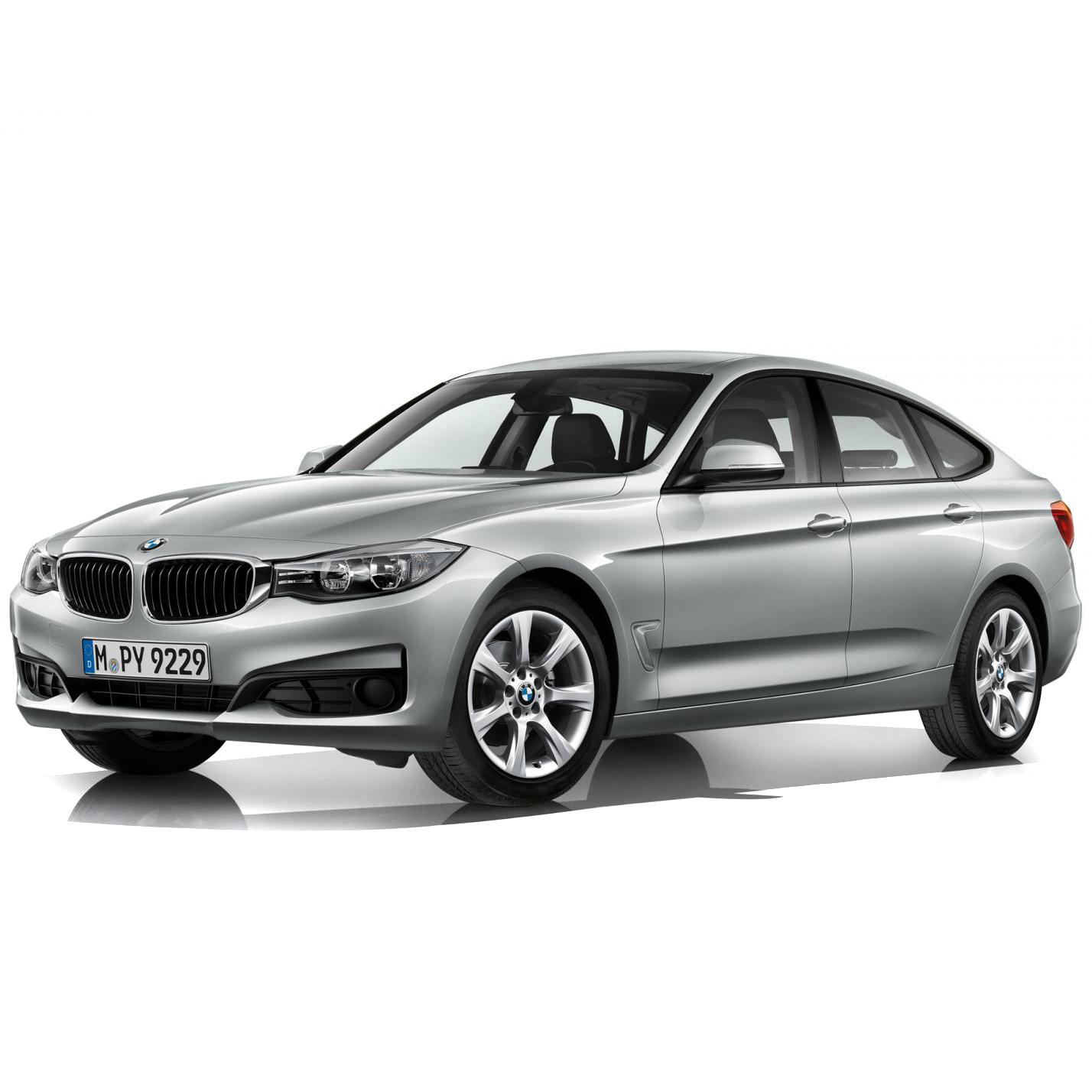 BMW 3 Series GT (F34) 2013 - 2019