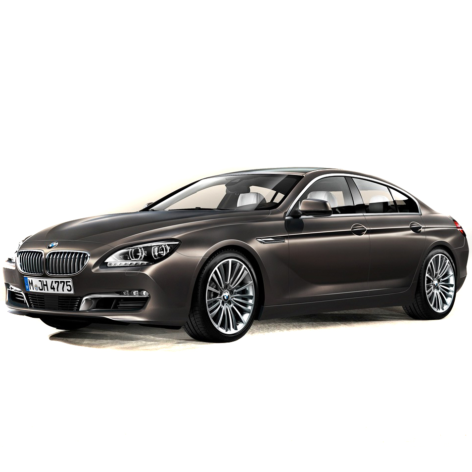BMW 6 Series Gran Coupe 2011 - 2017