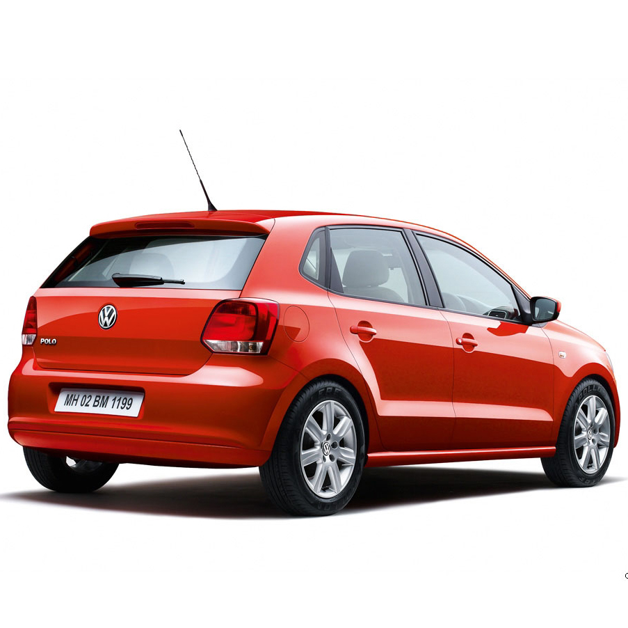 VW Polo Boot Liners (2002 - 2009)