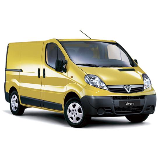 Vauxhall Vivaro Van 2001-2014