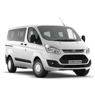 Ford Tourneo Single Passenger [3 Rows]