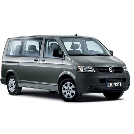 Volkswagen Shuttle [Twin Passenger][3 rows]