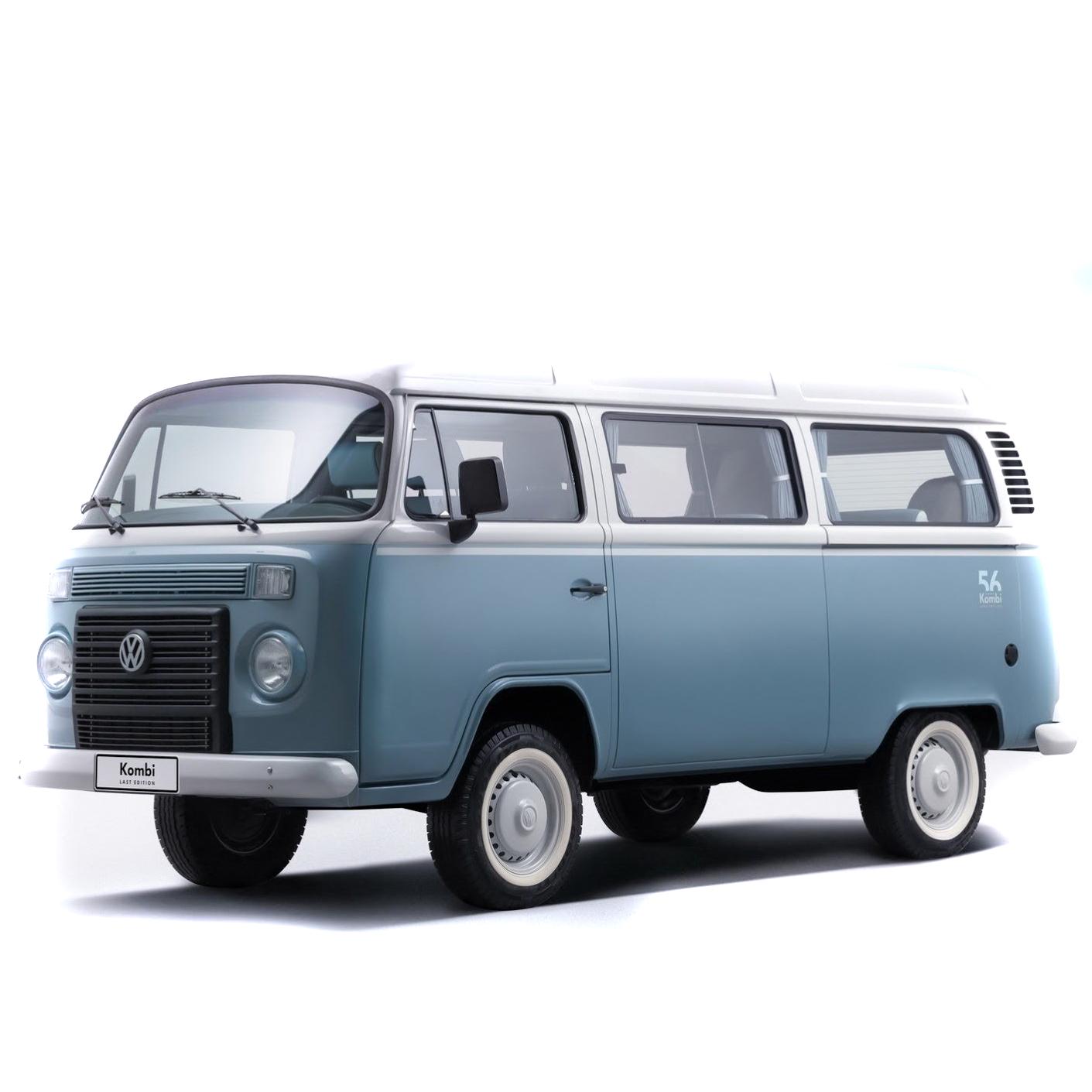 Volkswagen Kombi [Twin Passenger] [2 rows]
