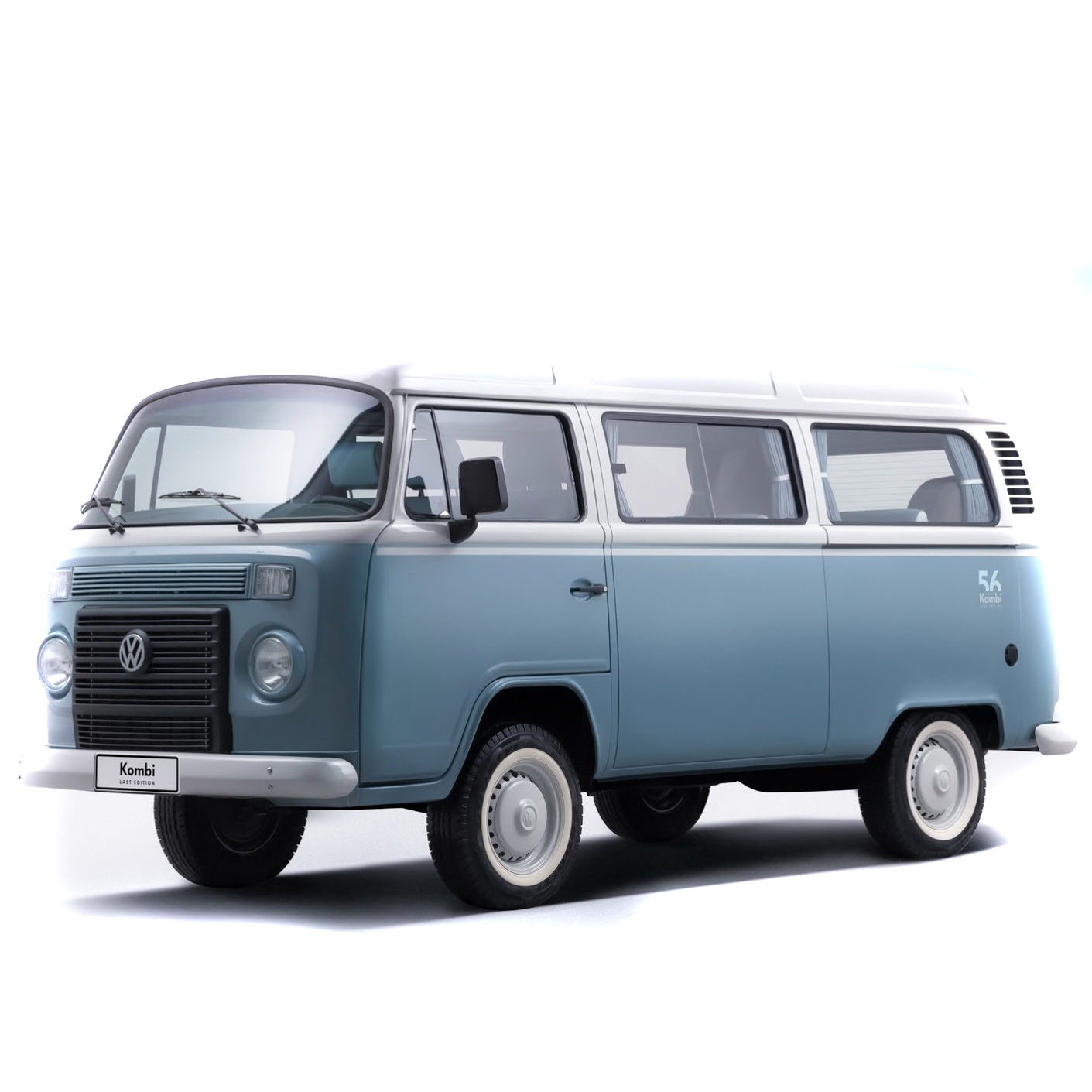 Volkswagen Kombi [Single Passenger][2 rows]