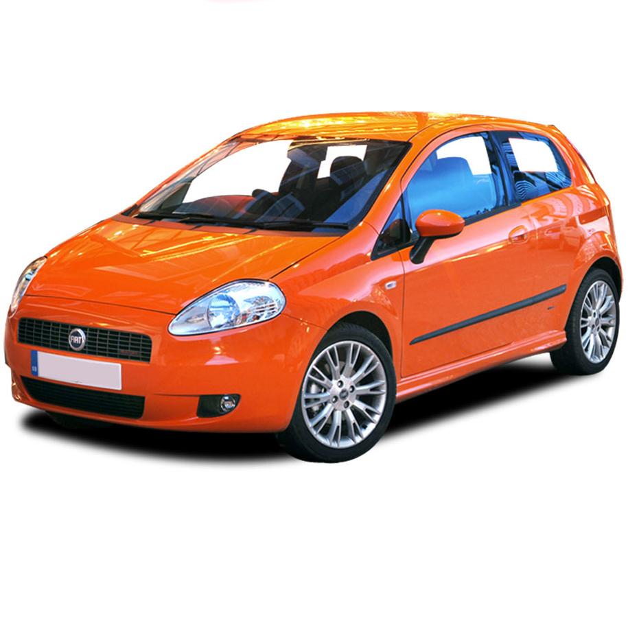 Fiat Punto Grande 2006 - 2012