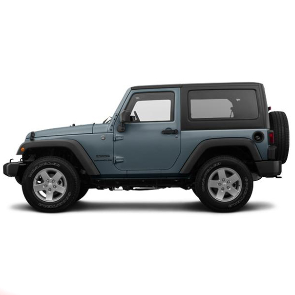 Jeep Wrangler (2 door) 2015 - 2019