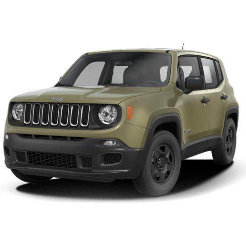 Jeep Renegade 2015 Onwards