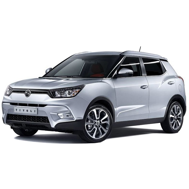 Ssang Yong Tivoli Car Mats (All Models)