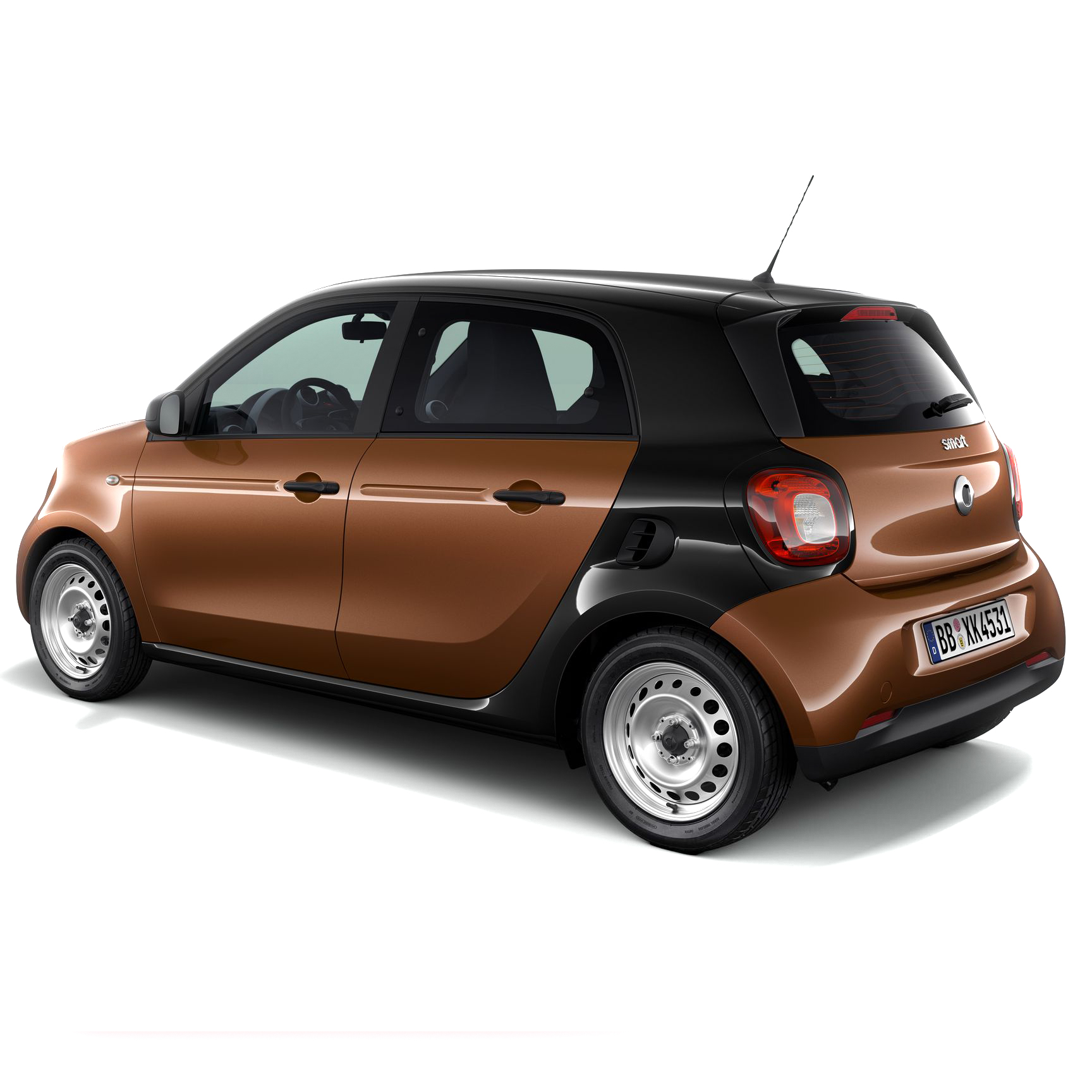 Smart Car Forfour 2015 Onwards