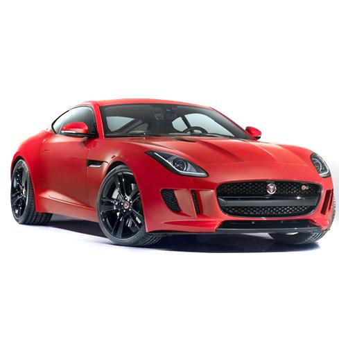 Jaguar F Type Coupe 2015 Onwards