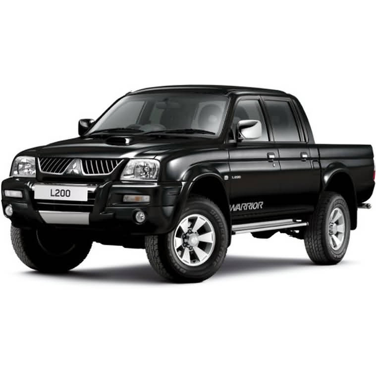 Mitsubishi L200 Double Cab (4dr) (Animal) 2006 Onwards