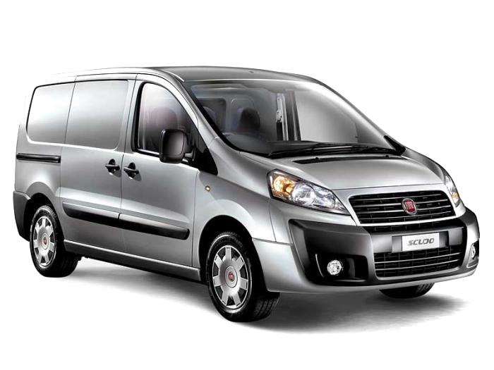 Fiat Scudo Van 1995 - 2007