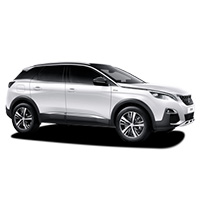 Peugeot 3008 2017 Onwards
