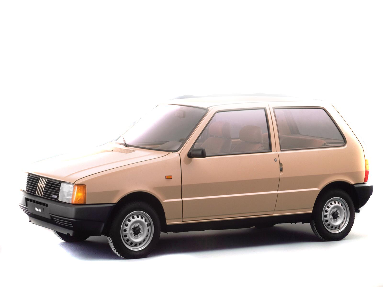 Fiat Uno 1983 Onwards