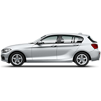 BMW 1 Series Boot Liners
