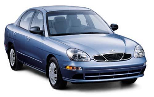 Daewoo Nubira 1997-2005