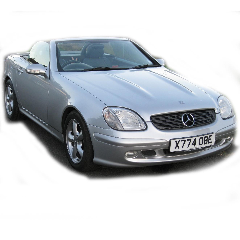 Mercedes SLK (R170) 1996-2000