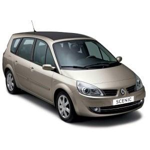 Renault Grand Scenic Boot Liner (2004-2009)