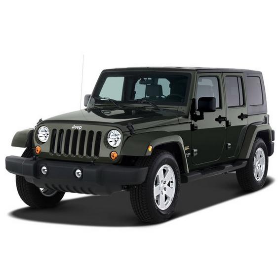 Jeep Wrangler 1997-2007