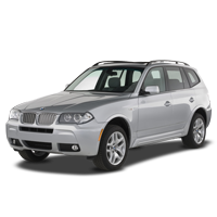 BMW X3 Boot Liner (2004 - 2011)