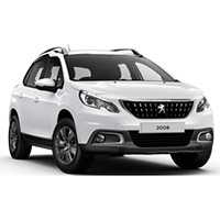 Peugeot 2008 Bootliner (2013 Onwards)
