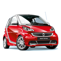 Smart Car Fortwo 2007 - 2015