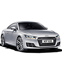 Audi TT Mk3 Convertible + Coupe 2015 Onwards