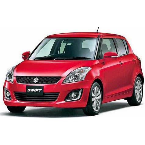 Suzuki Swift (4th gen) 2010 - 2016