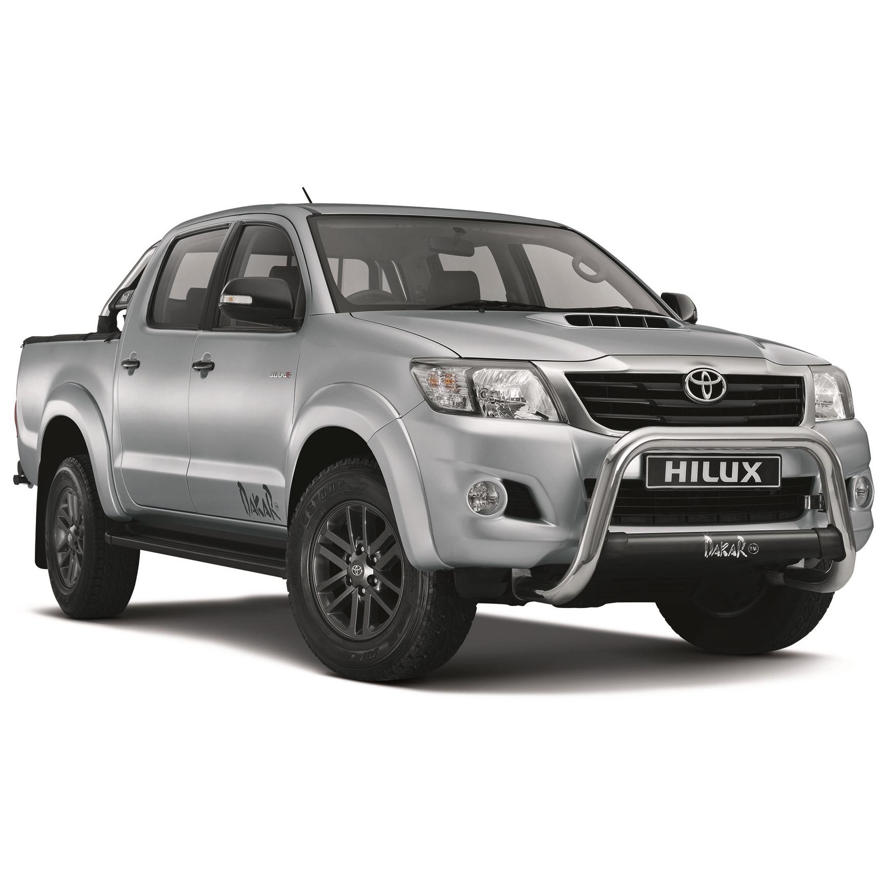 Toyota Hilux 2012 - 2015