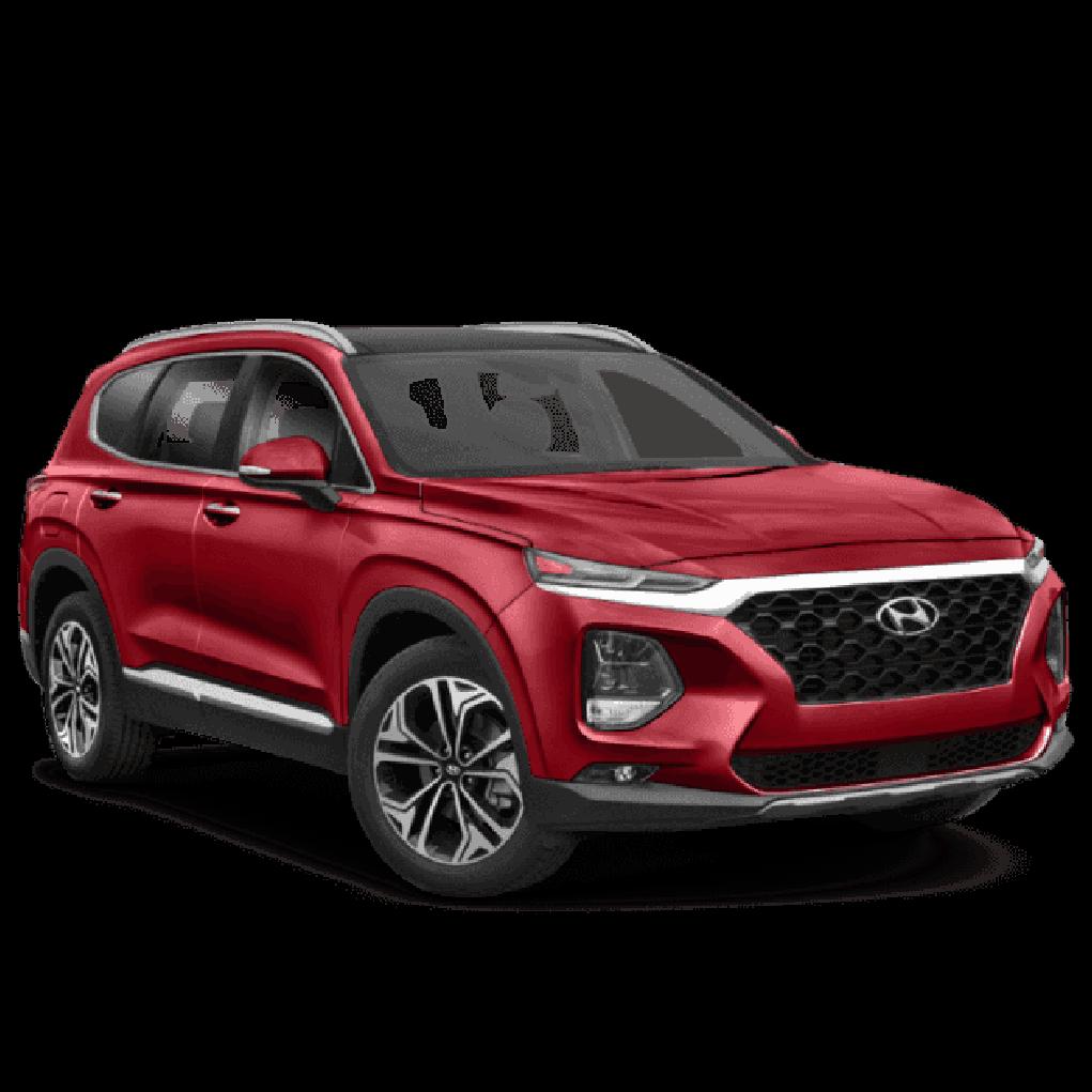 Hyundai Santa Fe Boot Liners (2018 Onwards)
