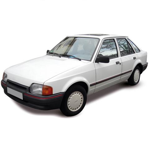 Ford Escort Mk4 1986-1989